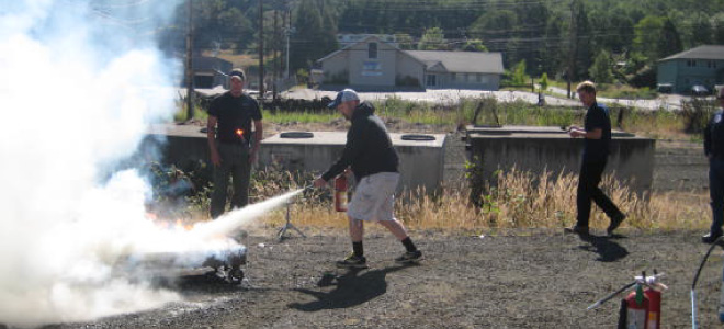 Fire Inspection | Roseburg, OR Area | C&S Fire-Safe Services